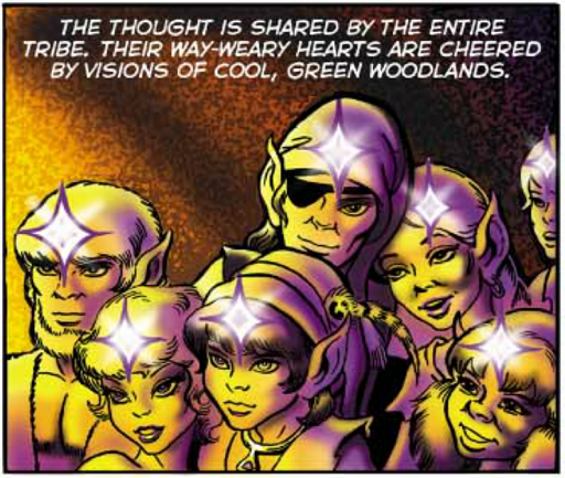 REFERENCE : MAGIC IN ELFQUEST P04_Sending_GroupVisionSharing