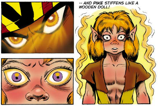 REFERENCE : MAGIC IN ELFQUEST P07_HypnoticTranceonelf