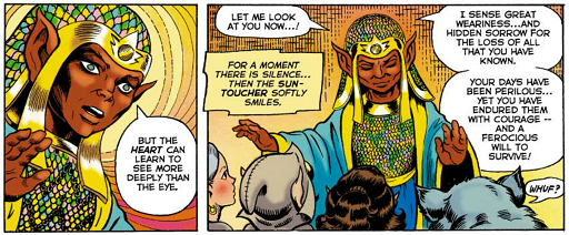 REFERENCE : MAGIC IN ELFQUEST P08_EmotionFeeling