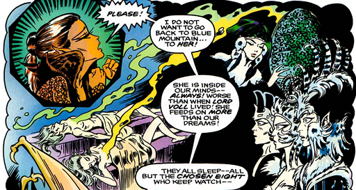 REFERENCE : MAGIC IN ELFQUEST P110_PowerAbsorption_EggAsSupport