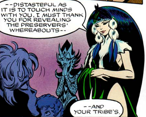REFERENCE : MAGIC IN ELFQUEST P113_MindProbeByMindTouch