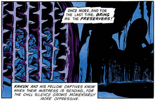 REFERENCE : MAGIC IN ELFQUEST P119_MagicFeeling_InHumans