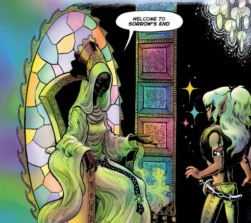 REFERENCE : MAGIC IN ELFQUEST P11_ShapeChanging_OnObject_PossibleMindManipulation