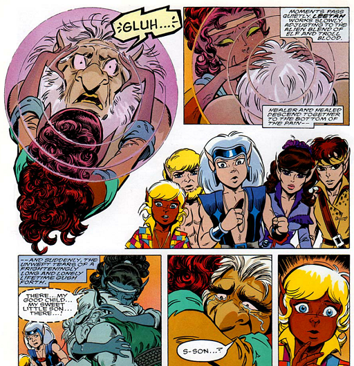 REFERENCE : MAGIC IN ELFQUEST P131_MentalHealing_EmotionsAndNeed