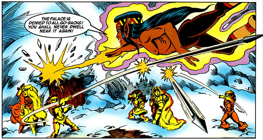 REFERENCE : MAGIC IN ELFQUEST P148_Shield_GroupMagic