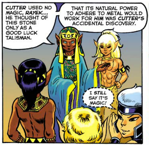 REFERENCE : MAGIC IN ELFQUEST P15_PossibleTruthTelling