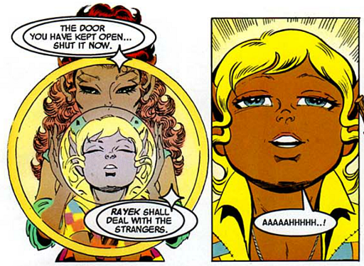 REFERENCE : MAGIC IN ELFQUEST P169_MentalHealing_ShuttingMentalDoor