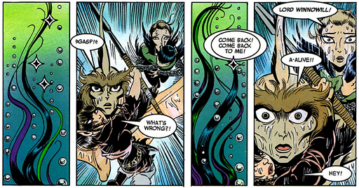REFERENCE : MAGIC IN ELFQUEST P178_MentalCall_Extreme