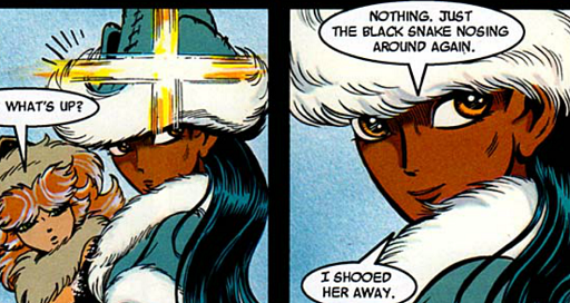 REFERENCE : MAGIC IN ELFQUEST P181_MentalShield_ConfirmedAndDevelopped