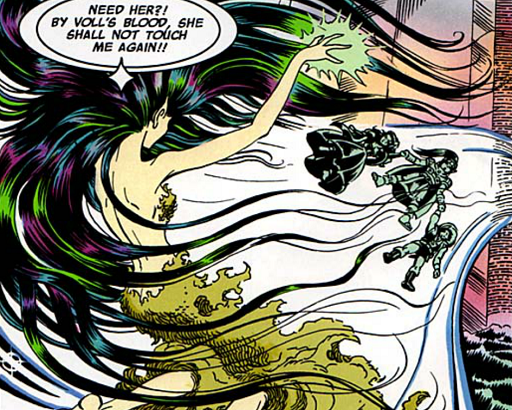 REFERENCE : MAGIC IN ELFQUEST P188_WaterSurge