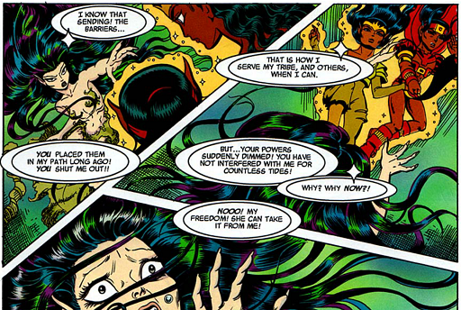 REFERENCE : MAGIC IN ELFQUEST P191_MentalShield_EvolvedIntoMentalBarriersAndMentalSubmission