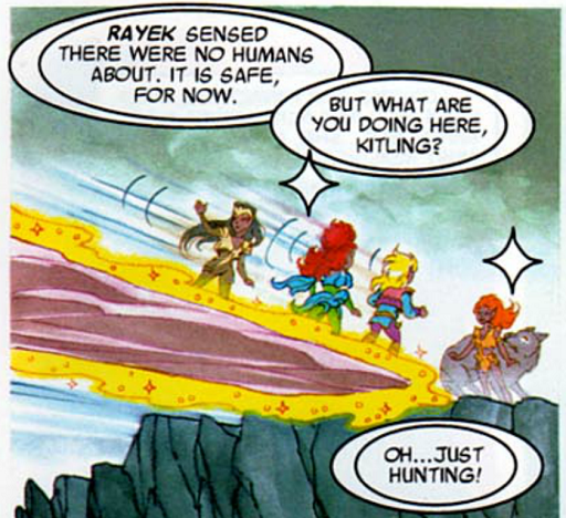 REFERENCE : MAGIC IN ELFQUEST P197_DetectingHumans_PalacePower