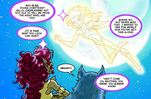REFERENCE : MAGIC IN ELFQUEST P211_GoingOutWhileCocoonedAndProjectingAMentalImage