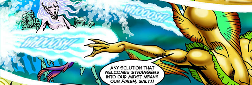 REFERENCE : MAGIC IN ELFQUEST P214_WaterSurge