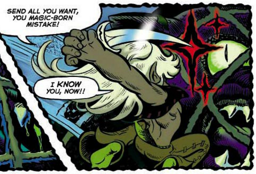 REFERENCE : MAGIC IN ELFQUEST P23_ResistanceToDarkSend