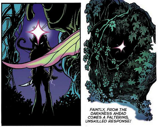 REFERENCE : MAGIC IN ELFQUEST P40_Sending_SpecialIntimateCall_Confirmed