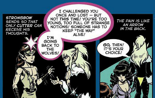 REFERENCE : MAGIC IN ELFQUEST P60_Sending_LockSend2