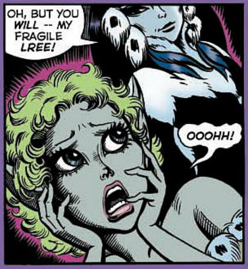 REFERENCE : MAGIC IN ELFQUEST P64_SoulNameAbuse