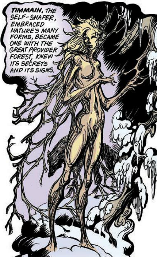 REFERENCE : MAGIC IN ELFQUEST P70_CompleteSelfShaping_Plant_HighOne
