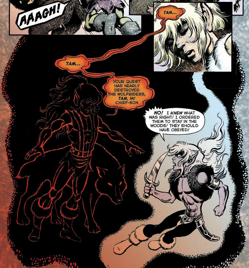 REFERENCE : MAGIC IN ELFQUEST P85_WatchingOver_Confirmed