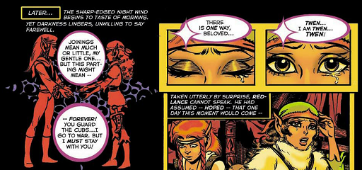 REFERENCE : MAGIC IN ELFQUEST P92_SoulNameOffering