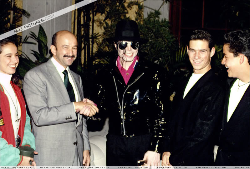 1993- Michael Visits Mexico 002-48