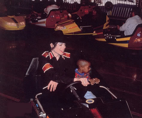 1994- Martin Luther King Birthday In Neverland 004-47