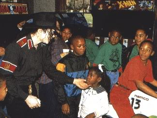 1994- Martin Luther King Birthday In Neverland 007-37