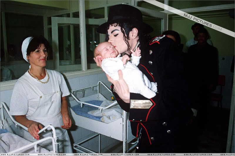 1992- Michael Visits Bucharest 011-17