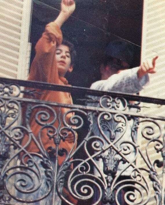 1993- Michael Visits Buenos Aires 017-19
