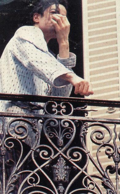 1993- Michael Visits Buenos Aires 018-19