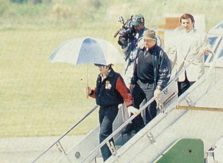 1993- Michael Visits Buenos Aires 020-17