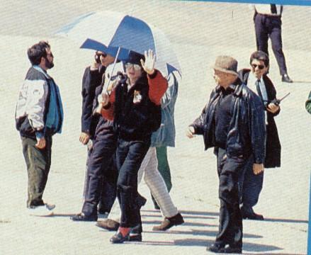 1993- Michael Visits Buenos Aires 022-16