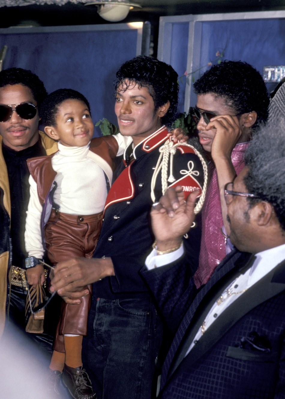 1983 Victory Tour Press Conference 10-15