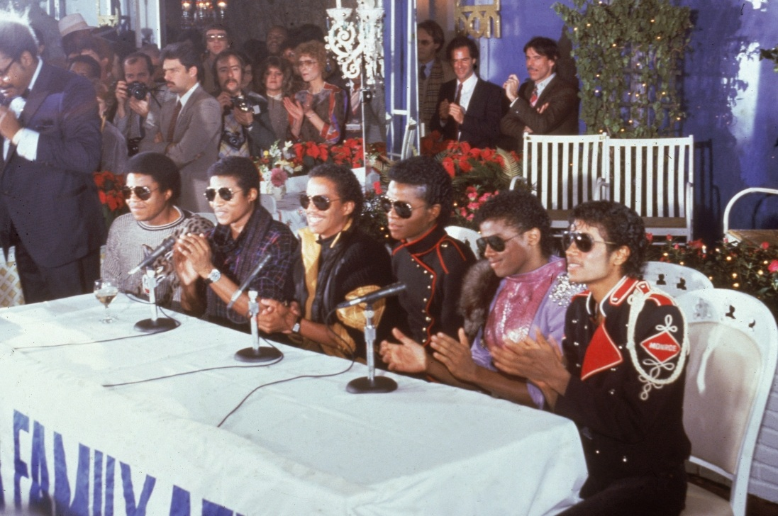 1983 Victory Tour Press Conference 11-14