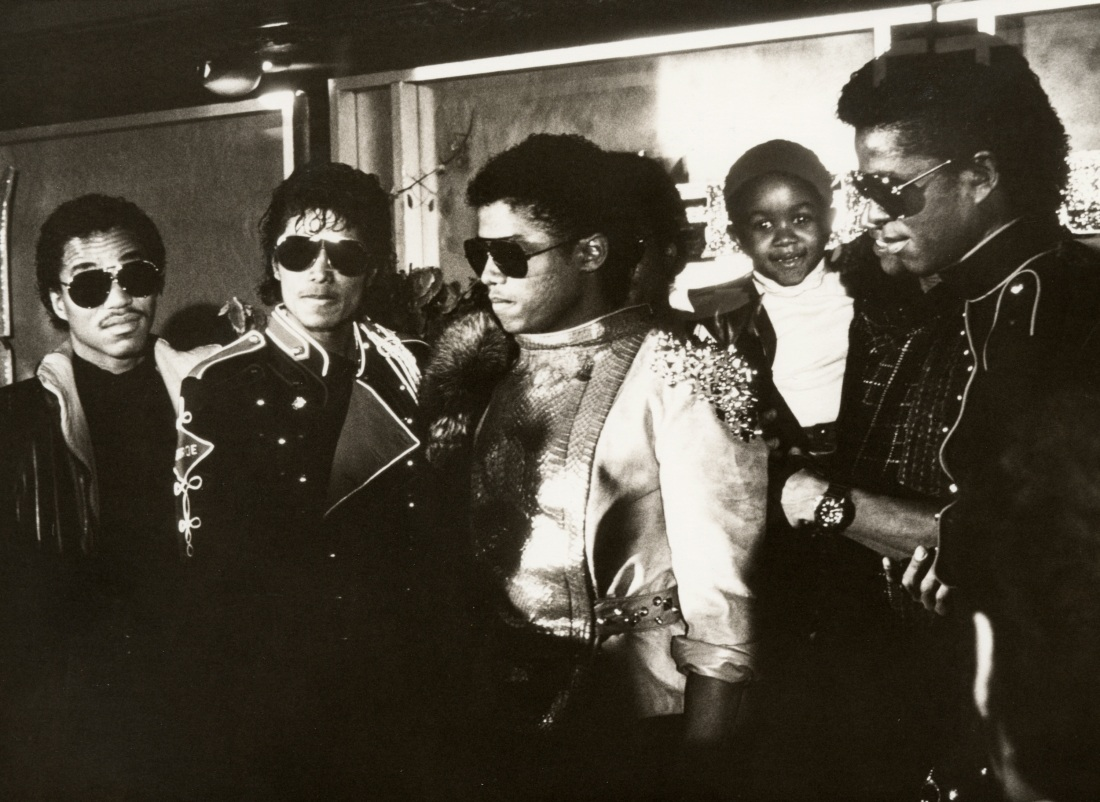 1983 Victory Tour Press Conference 13-11