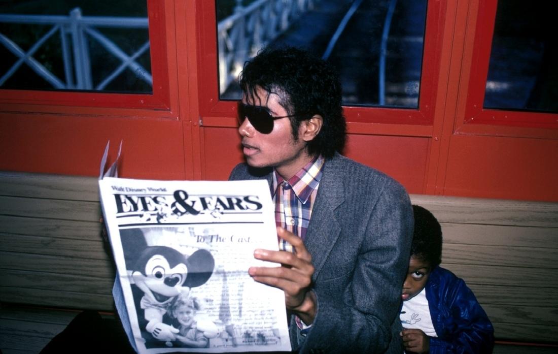 1984 Disney World Visit 15-11