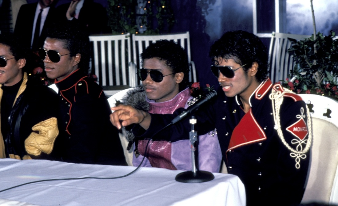 1983 Victory Tour Press Conference 16-8