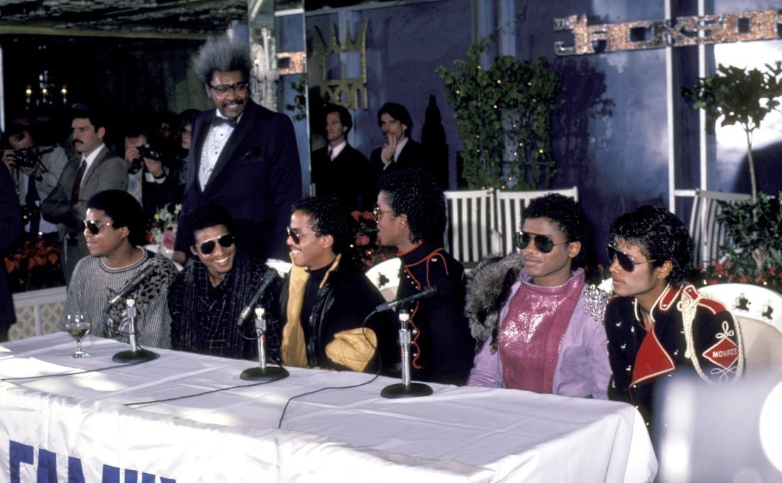 1983 Victory Tour Press Conference 17-7