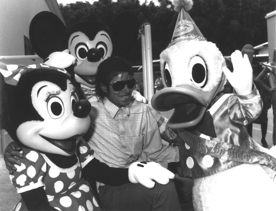 1984 Disney World Visit 19-9