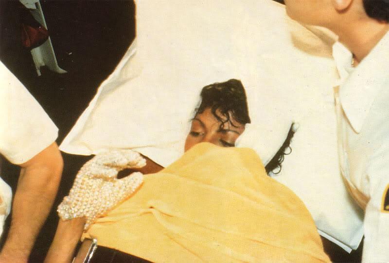 1984 Pepsi Commercial Burn Accident 24-5