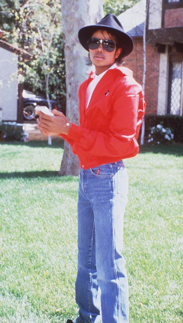 1984 Michael At Home 343