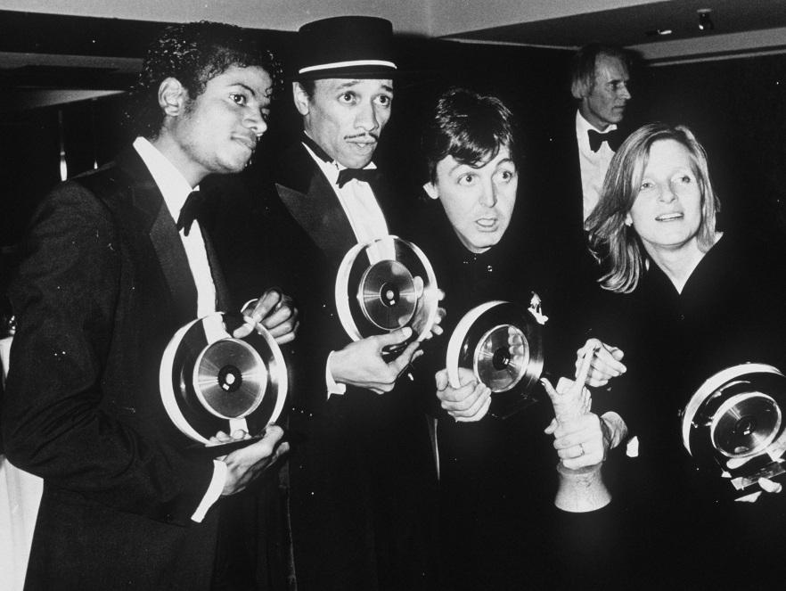 1983 BPI Record Industry Awards 4-42