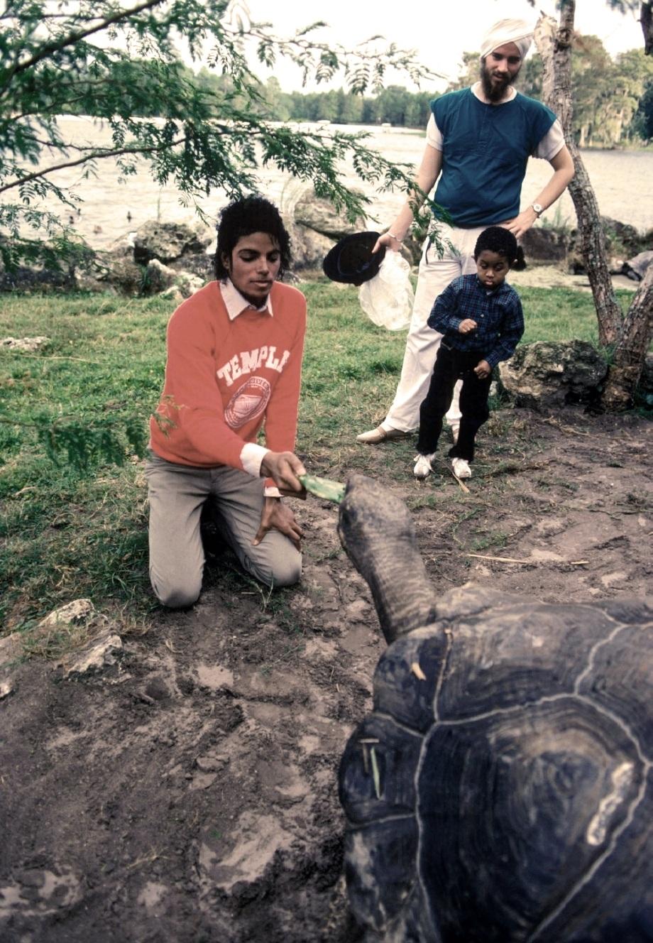 1984 Disney World Visit 5-38