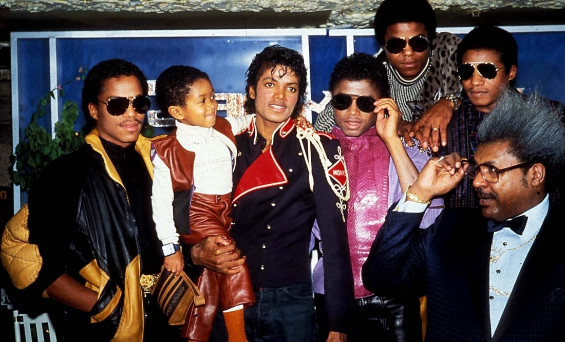 1983 Victory Tour Press Conference 6-30