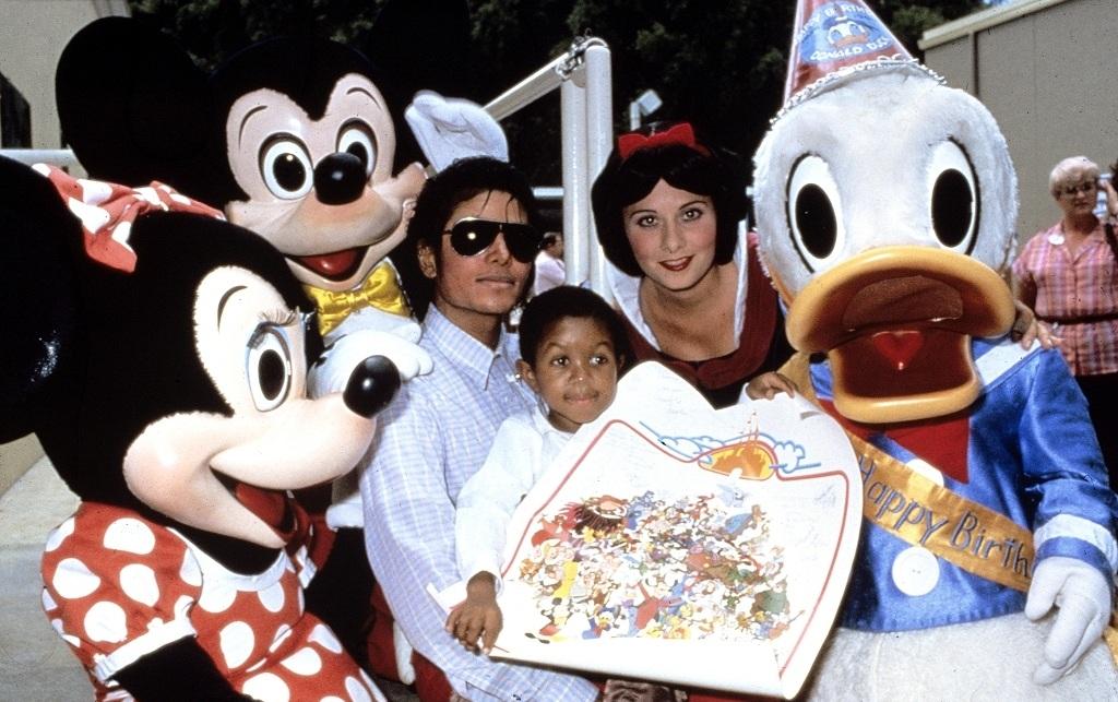 1984 Disney World Visit 6-32