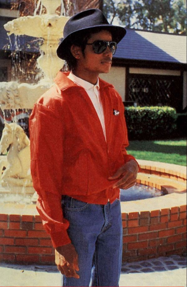 1984 Michael At Home 600oo2