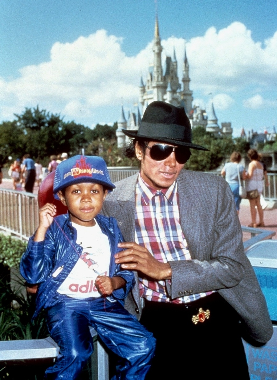 1984 Disney World Visit 7-28