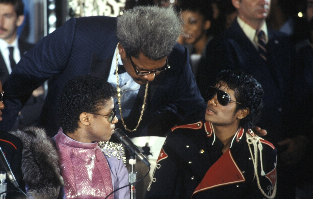 1983 Victory Tour Press Conference 9-17