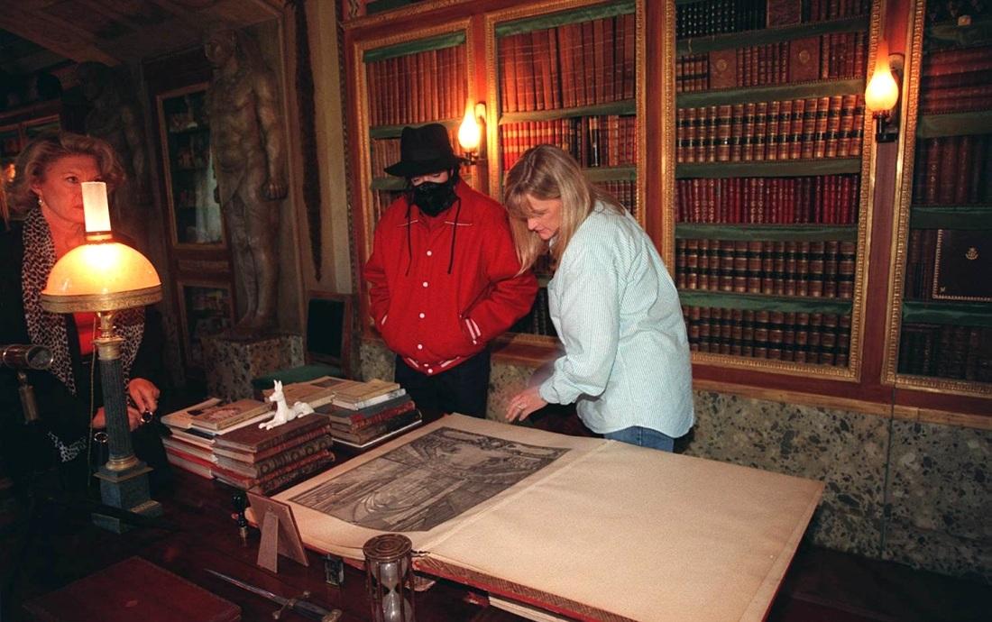 """Guía turística: """"Conocí a MJ en un castillo en 1997"""" 11-23"""